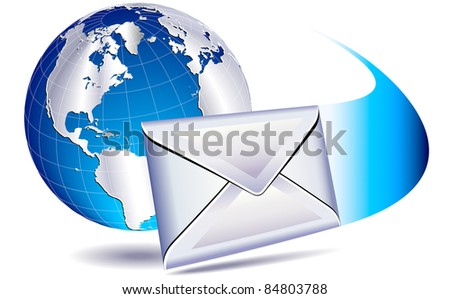 email sent and arriving