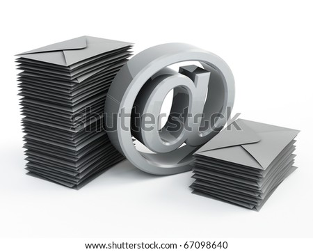 Email sign and mails