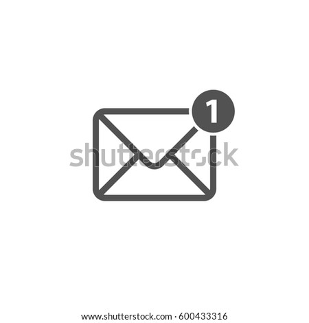 Email, sms icon
