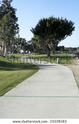 Embarcadero Marina Park, San Diego