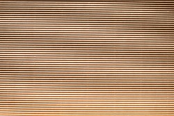 Embossed box paper texture.  Horizontal striped pattern.