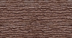 Embossed natural tree bark texture