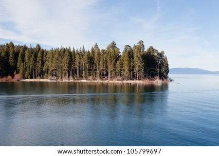Emerald Bay is one of the most beautiful wilderness areas on, or around, Lake Tahoe.