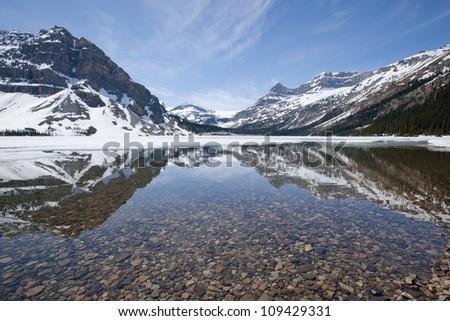 Emerald Lake at Banff National Park, Alberta, Canada