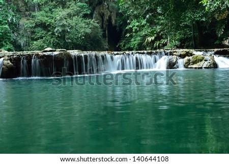 emerald natural pool