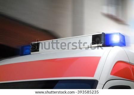 emergency / ambulance