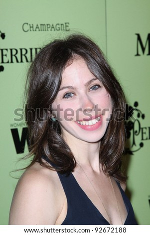 Emily Young at the Fourth Annual Women in Film Pre-Oscar Cocktail Party, Soho House, West Hollywood, CA 02-25-11