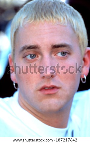 Eminem at Source Awards LA CA 1999