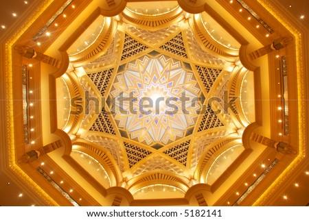 Interior Design Images on Golden Design Of Doom Interior Stock Photo 5182141   Shutterstock