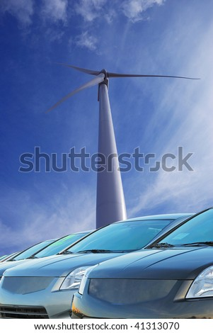 emission and renewable energy