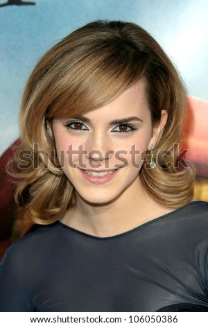 Emma Watson   at the World Premiere of 'The Tale of Despereaux'. Arclight Hollywood, Hollywood, CA. 12-07-08