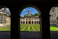 Emmanuel College of Cambridge University, UK