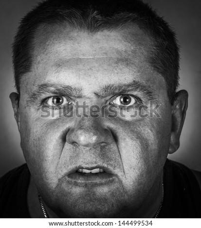 emotion of anger
