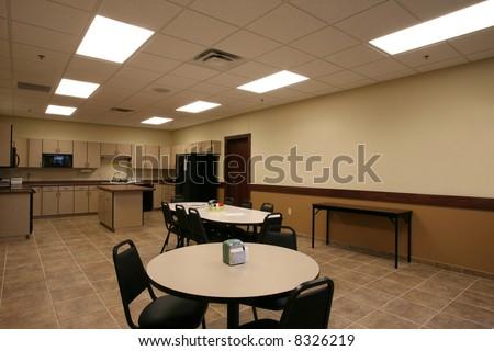 Employee Break Room