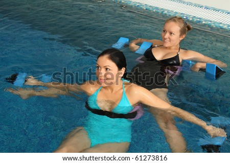 Employment with pregnant women in small pool