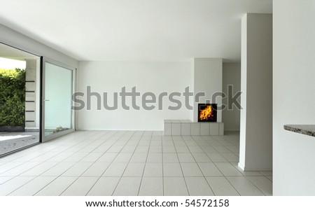 empty beautiful flat