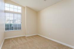 Empty bedroom, great for virtual interior decoration