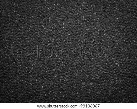 empty black background