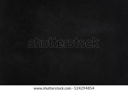 Empty blackboard (or chalkboard) for background