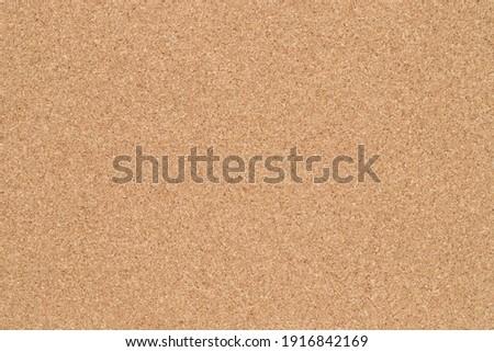 Empty blank cork board or bulletin board. Close up of corkboard texture Stock photo ©