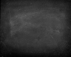 empty Blankboard / Chalkboard. Used Texture