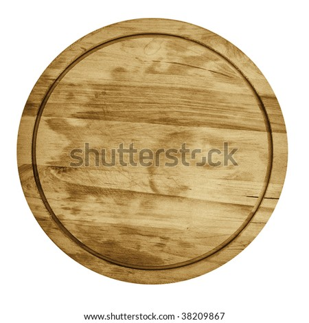 empty board - stock photo