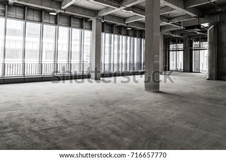 Empty buildings #716657770