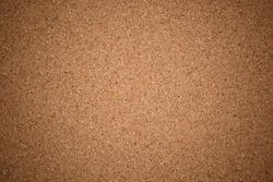 Empty bulletin board, cork board texture