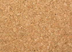 Empty bulletin board, cork board texture