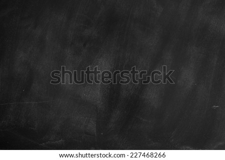 Empty Chalk board Background/Blank Blackboard Background