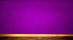 Empty desktop purple blurred background, smooth color gradient texture, shiny vibrant website template, banner header or sidebar. Or product installation