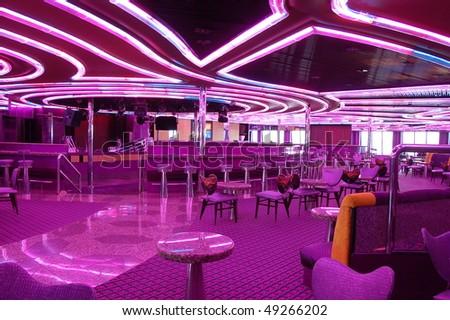 Empty disco