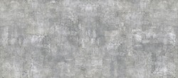 Empty grey concrete texture background panorama banner long