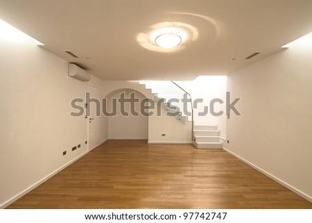 Empty Interior of Apartment