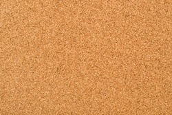 Empty natural cork board background