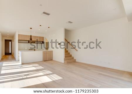 Empty New House