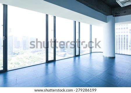 empty office interior