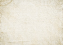 Empty paper background. Paper texture