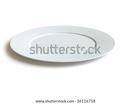 Empty plate. In my portfolio there is collection of pictures of tablewares. You only enter IN a SEARCH the Photographer Name: PAVEL IGNATOV and keyword: TABLEWARE