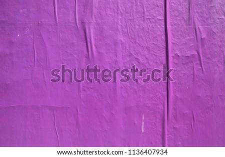 empty purple poster texture