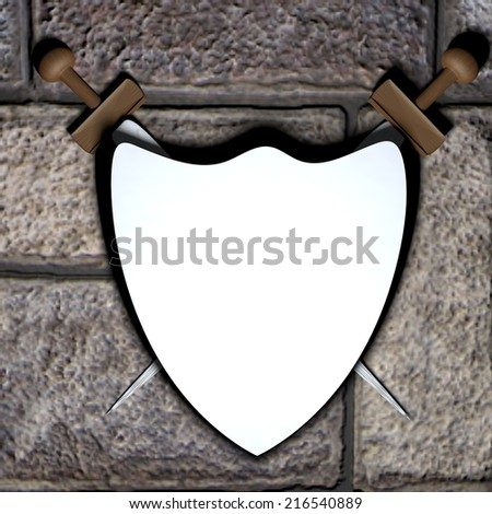stock-photo-empty-shield-for-logo-with-two-swords-d-render-216540889.jpg