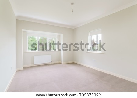 Empty Small Bedroom Ez Canvas