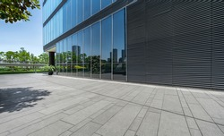 Empty Square By Modern Architectures