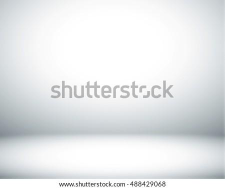 Shutterstock Empty studio abstract background