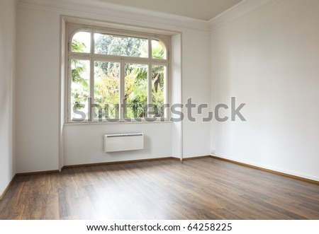 empty traditional home #64258225