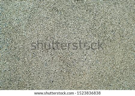 empty white stone texture or background. stone background. The texture of small stones.