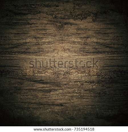 Empty wooden texture background of old grunge wood #735194518