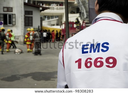 EMS-Emergency Medical Services