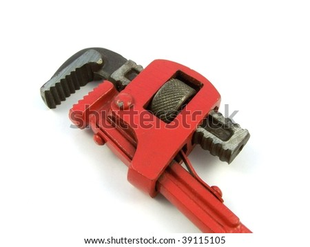 end pipe wrench