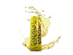 Energy Drink with Splash